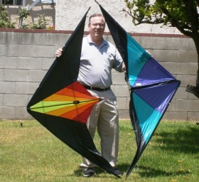 These kites were hard to part with.