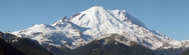 Our view of Mt. Rainier from Chinook Pass Photo credit:  Wikimedia.org
